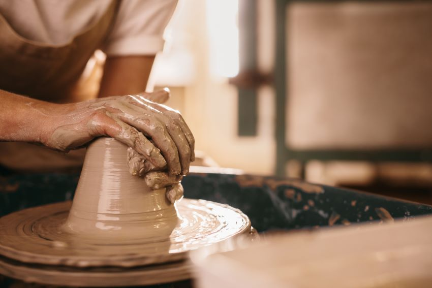 Discussion On Revitalizing Clay/Pottery Sector