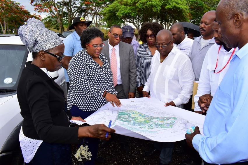 Opportunity To Build Out Botanical Gardens