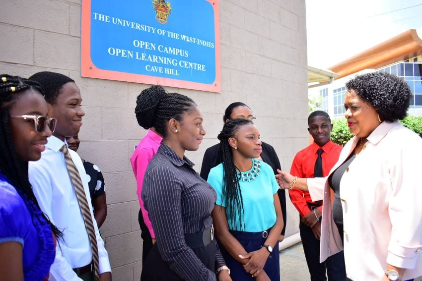 UWI Programme For Fifth Formers Reaping Results