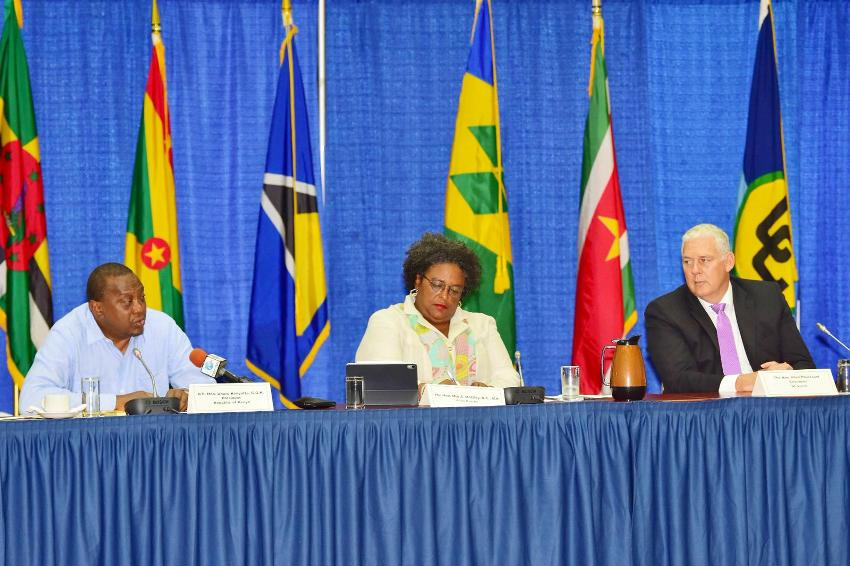 PM Mottley: Highly Successful Visit