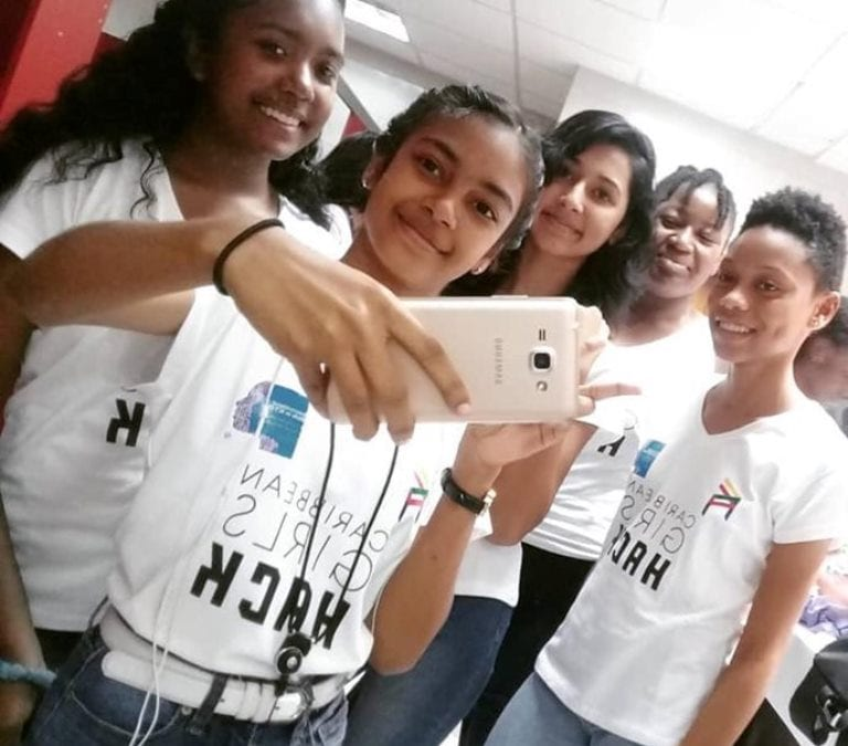 Barbados' Girls Set To Shine At Regional Girls Hackathon