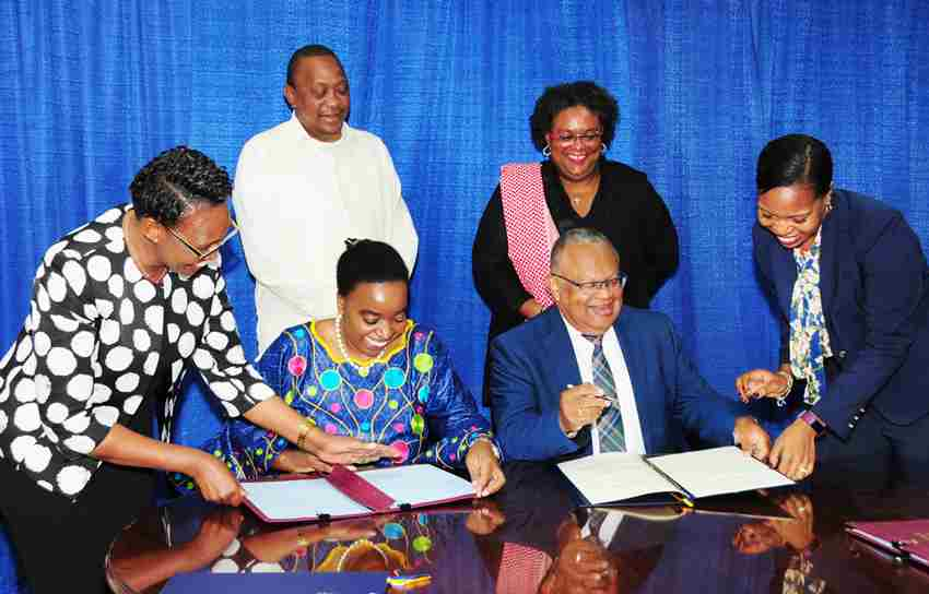 Economic Opportunities For Barbados And Kenya