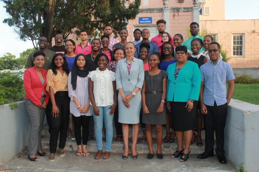 Scholarship And Exhibition Winners Told To Give Back