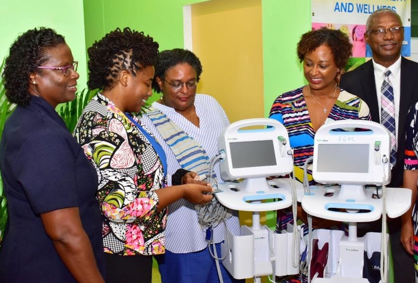 Barbadians Urged: Help The Bahamas With Cash Donations