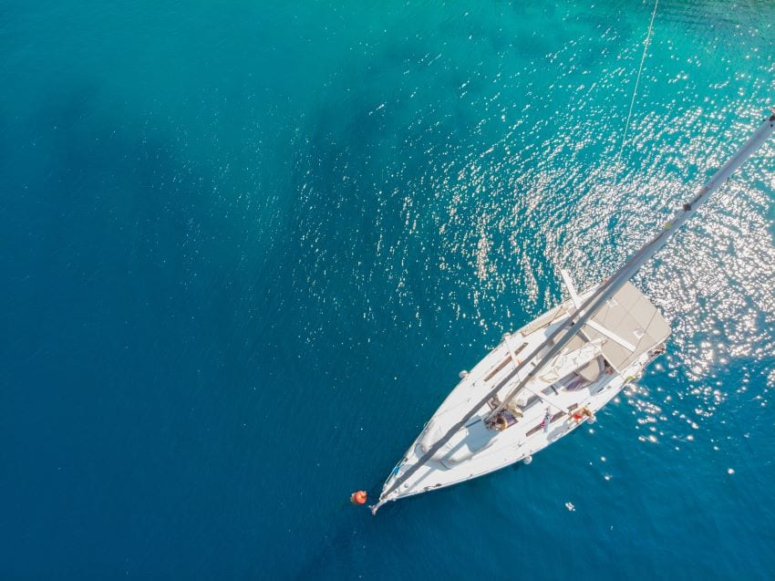 Sail For Sight Charity Event On October 13