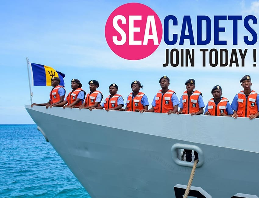 Sign Up For The Sea Cadet Programme