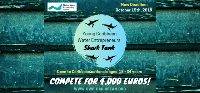 Youth Caribbean Water Entrepreneurs Shark Tank Competition