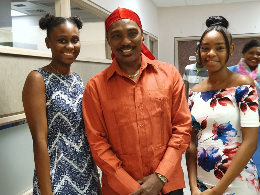 CEBO Inspires Bajan Youth To Be Entrepreneurial