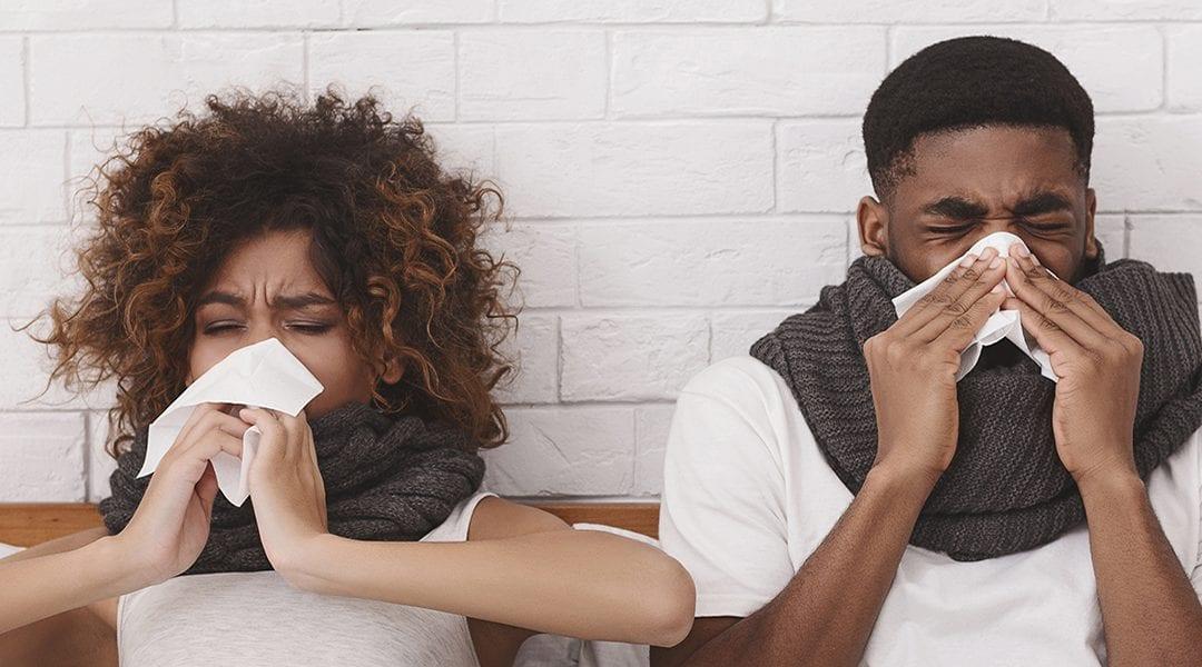 Take Precautions Against Respiratory Illnesses
