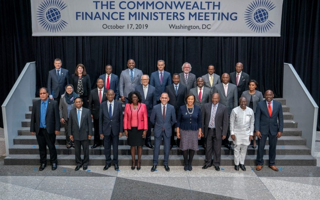 Delegation Heads To IMF/World Bank Annual Meetings