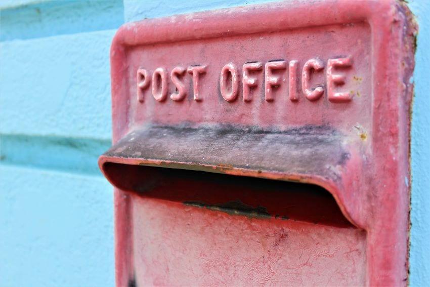 Postal Celebrations During October