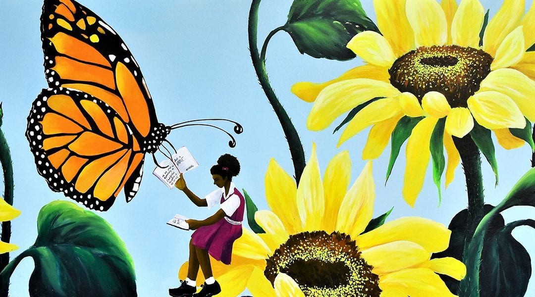 Murals Used As Tools For Teaching & Development