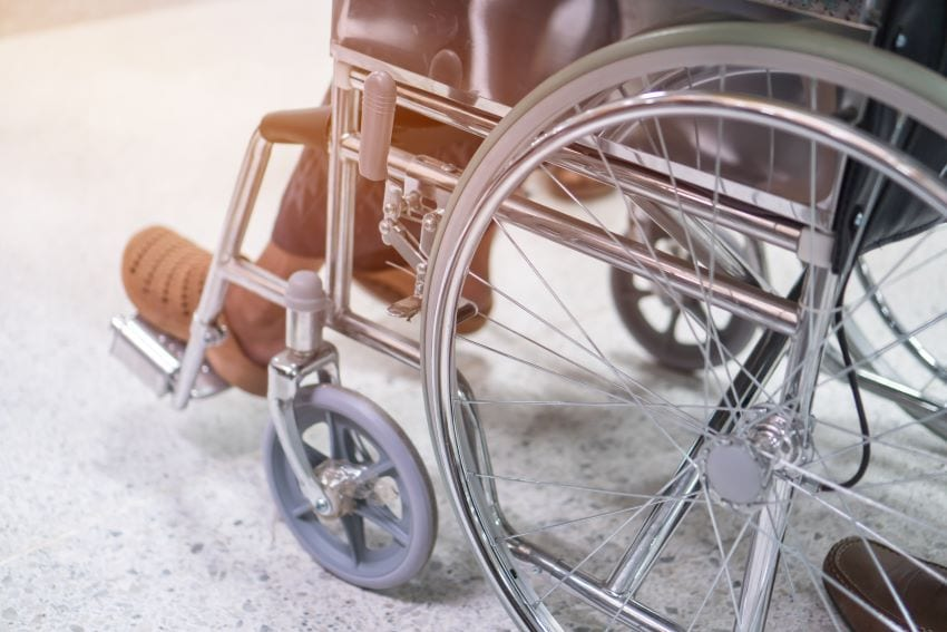 Month Of The Disabled Begins With Church Service March 1
