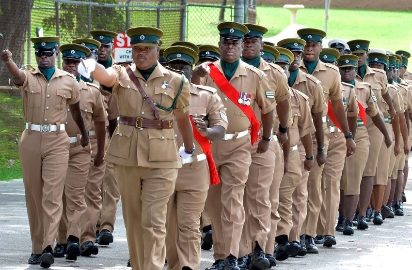 Prison Officers Lauded For Their Dedication