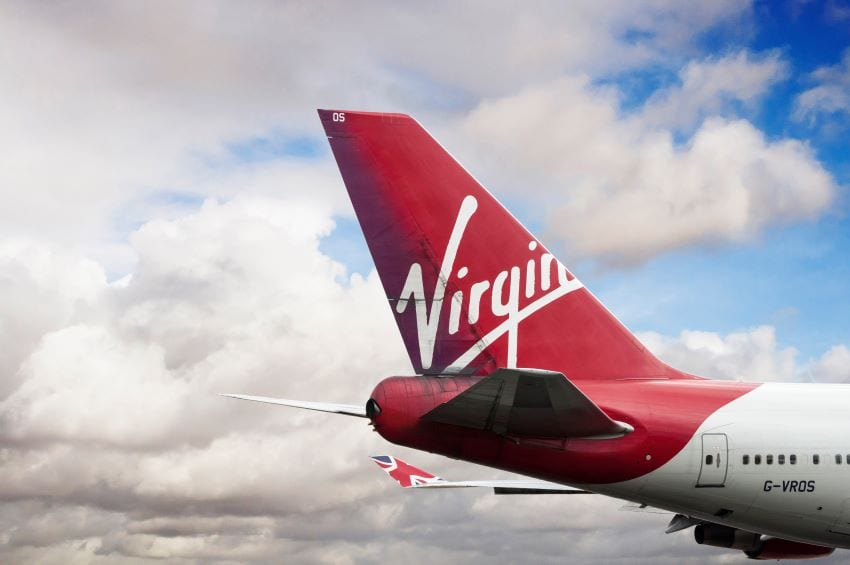 Barbados Welcomes New Direct Virgin Atlantic Route From Edinburgh