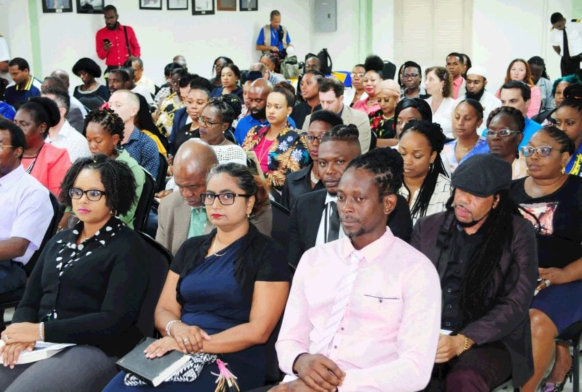 Sixty-Four Receive Citizenship At Induction Ceremony