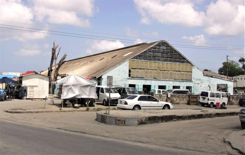 Redevelopment Of Fairchild Street Market