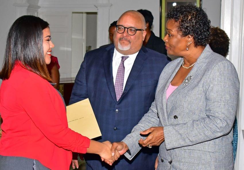 Belizean Is 2020 Commonwealth Caribbean Rhodes Scholar