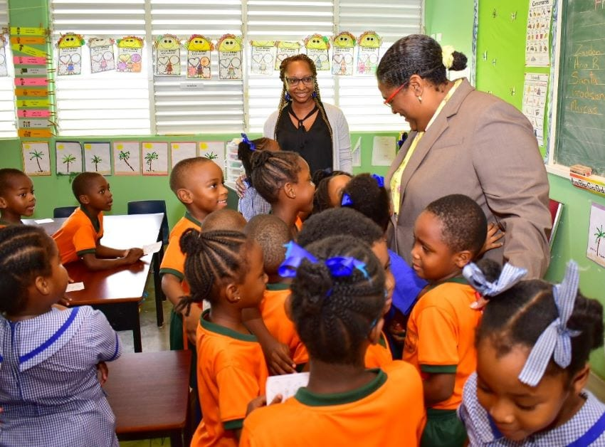 Prime Minister Mottley: Dialogue Is Key