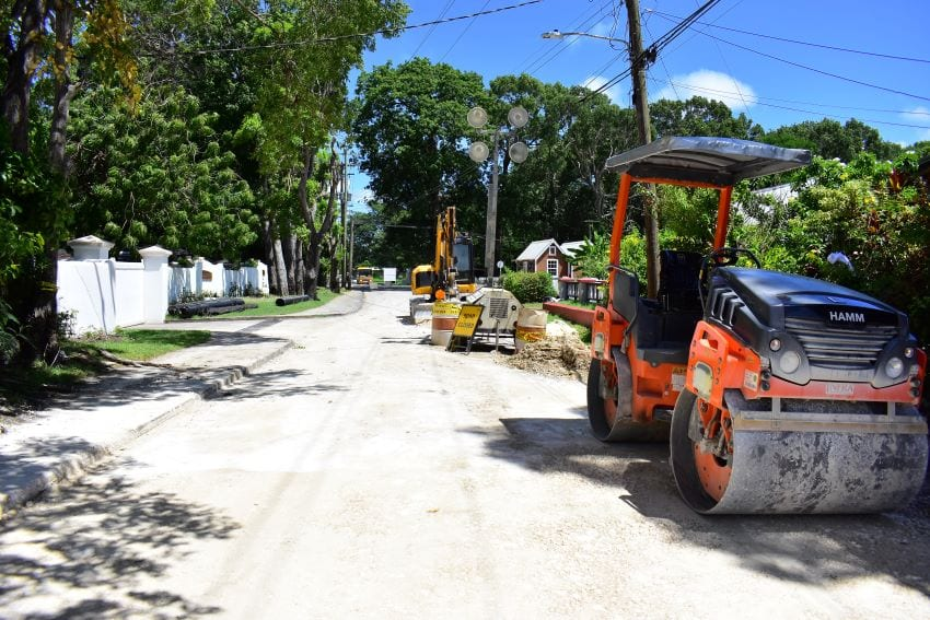 Roadway Between Porter's & Coral Reef To Reopen