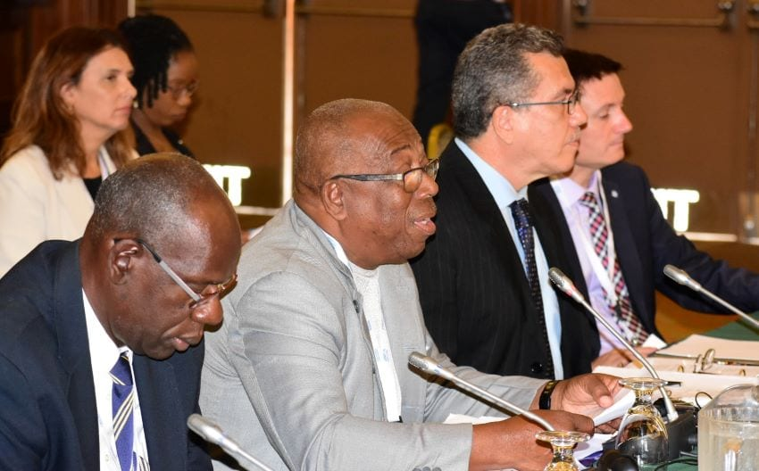 Environment Ministers' Forum Gets Under Way