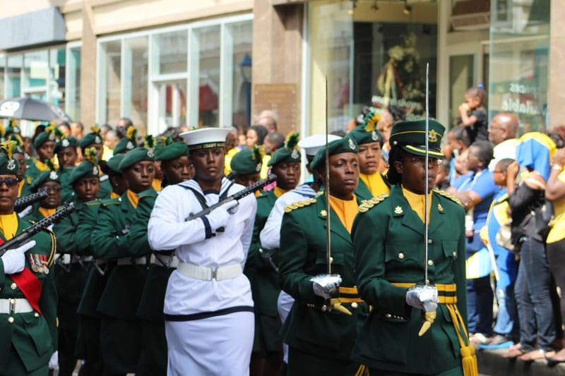 1,500 Persons For 'We Barbados' Procession