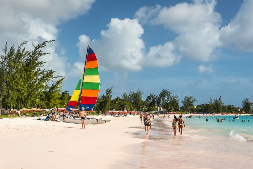 Barbados Named Top Place To Travel In 2020