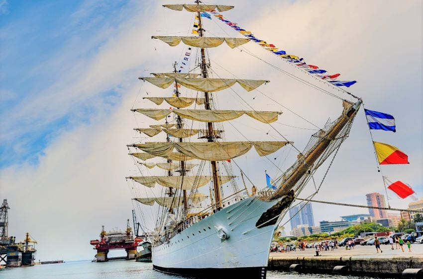 Children & Youth Invited To Tour Argentine Ship