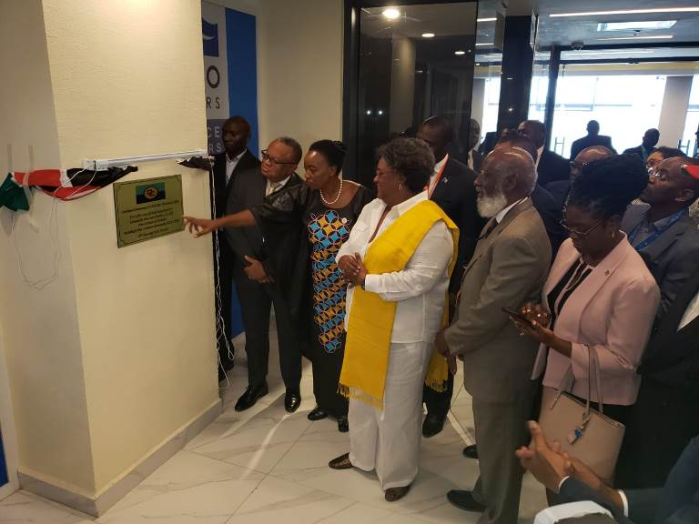 Prime Minister Accepts CARICOM Office Space In Nairobi