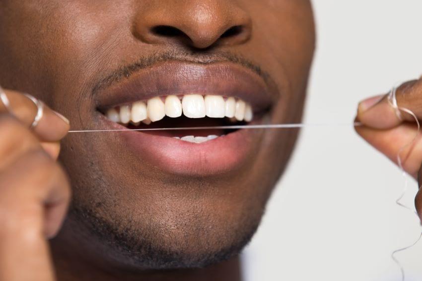Men To Discuss Dental Care
