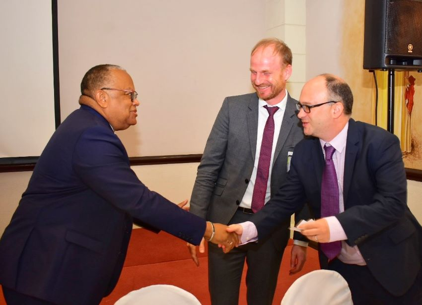 Minister Walcott Insists Multilateral Trade Must Benefit All