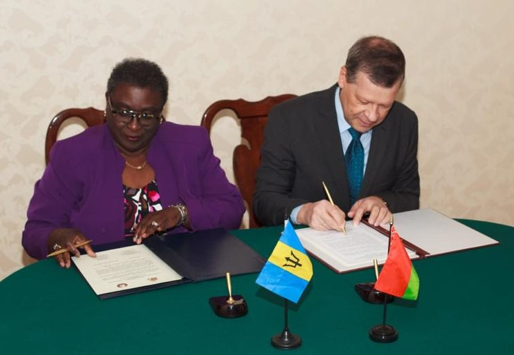 Barbados Establishes Relations  With Cambodia & Belarus