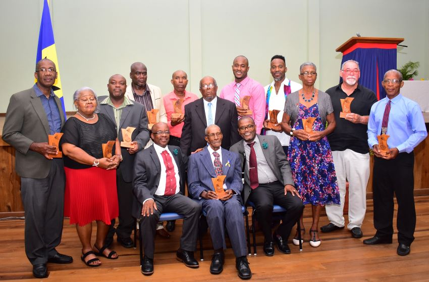 Pride Of Barbados Award Nominations For Four Parishes