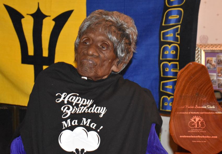 Centenarian Celebrates Milestone In Connecticut