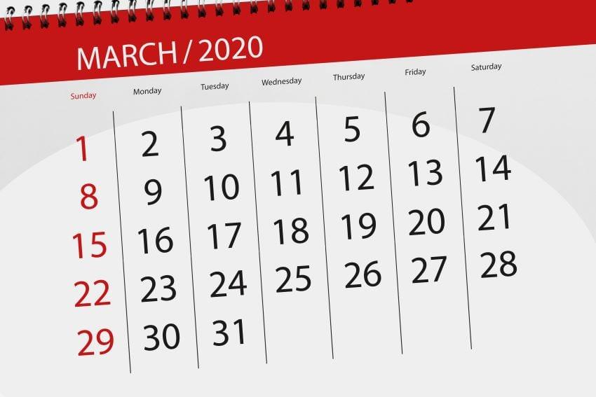 St. Thomas' Parish Month Is March
