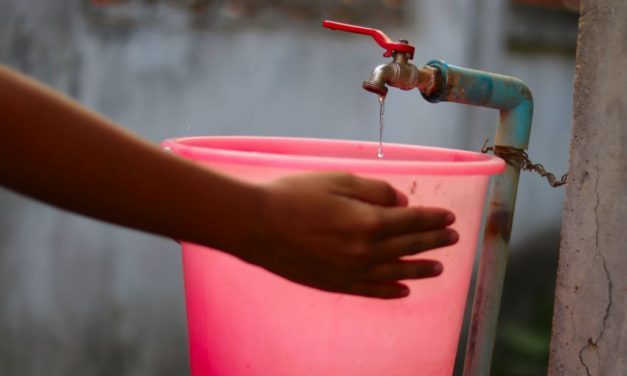 Government Working To Provide Water Relief