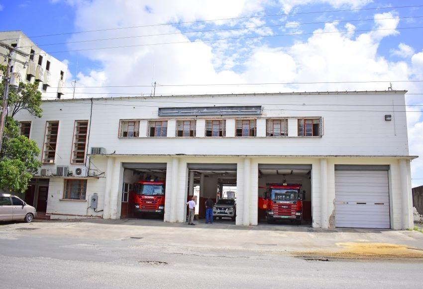 Relocation Of Bridgetown Fire Station