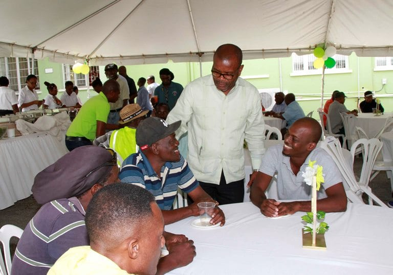 Appreciation Luncheon For MTWM Workers