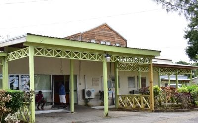 Philanthropy Project Focuses On Maurice Byer Polyclinic