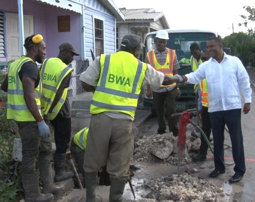 Extended Hours Burst Repairs Project A Major Victory