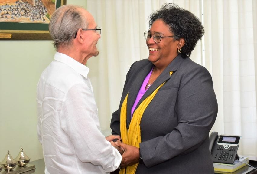 Barbados And Martinique To Deepen Relations