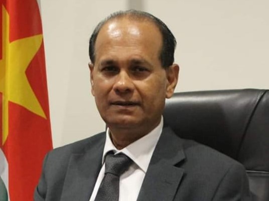 Suriname's Minister Of Agriculture To Visit Barbados