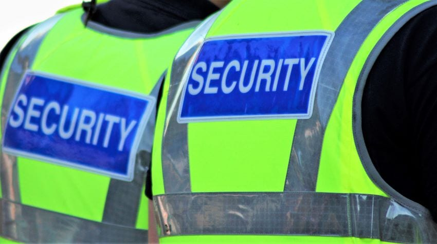 Warning For Security Personnel Who Haven't Renewed Licences