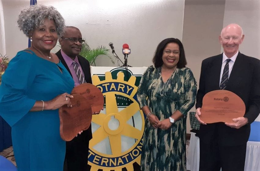 Barbadians Told To Recommit To Giving & Sharing