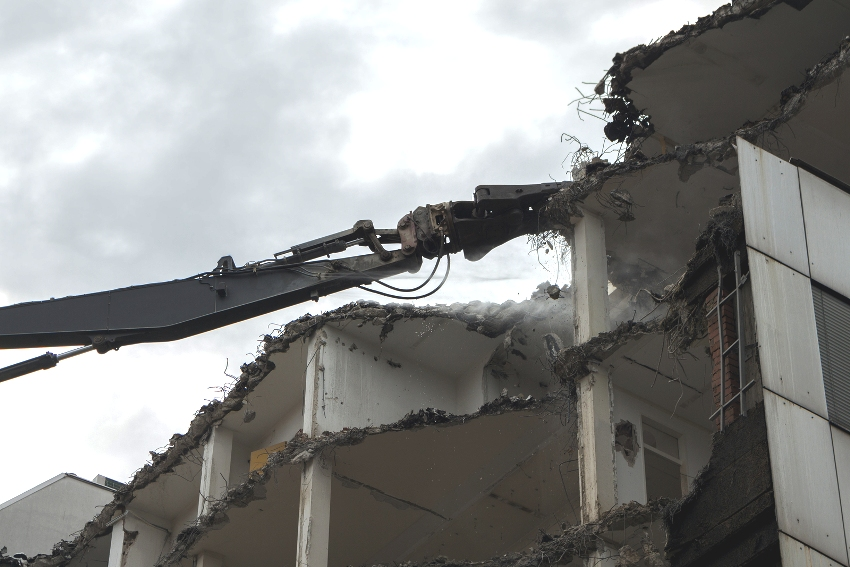 Demolition In The City To Start On February 17