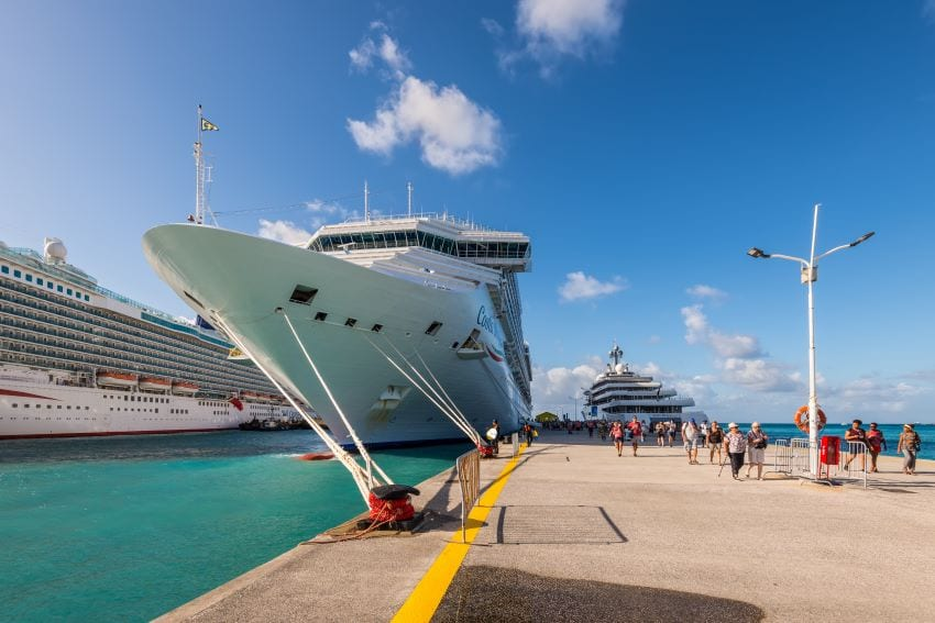 Safety Top Priority For Cruise Industry Amid COVID-19 Fears