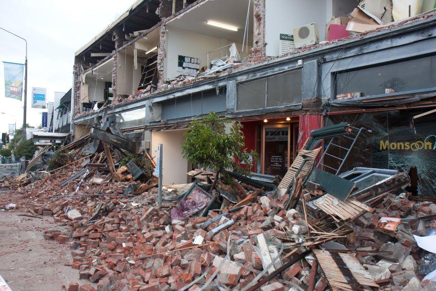 National Earthquake Preparedness Day