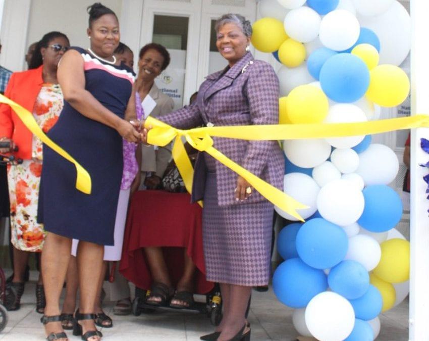 Retrofitted National Disabilities Unit Officially Opened