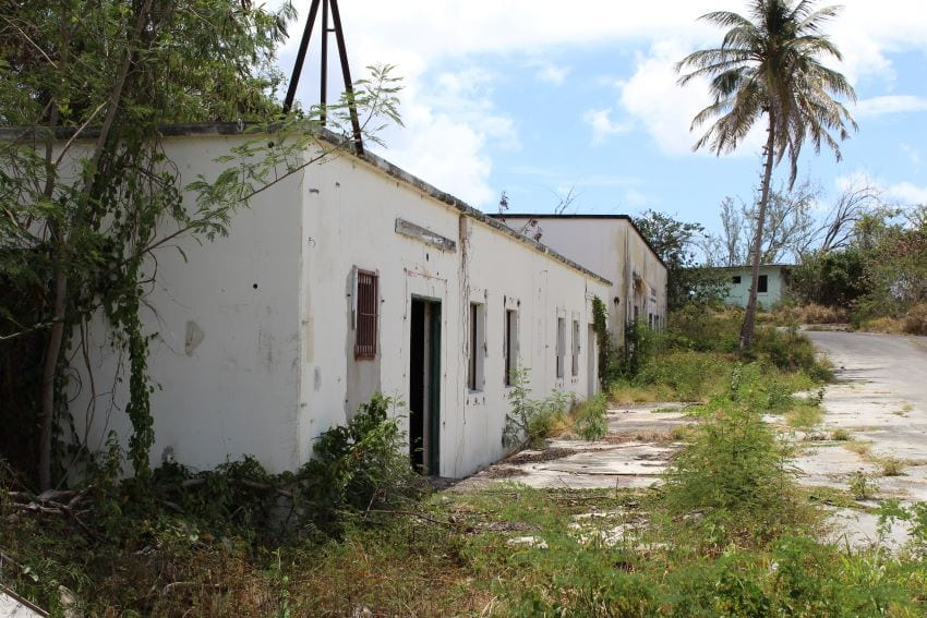 Old Naval Base Could Be Used For COVID-19