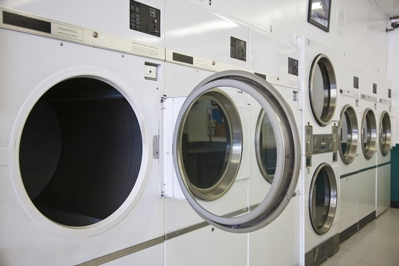 Laundries & Laundromats Are To Be Closed
